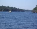 The Thousand Islands near Rockport.