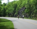 Cycling in the Gatineau Park