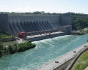 hydro Dam on the Niagara River.