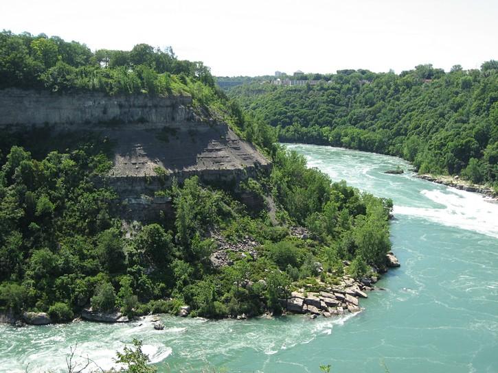 Niagara River gorge