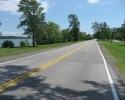 Niagara Parkway between Niagara Falls and Fort Erie