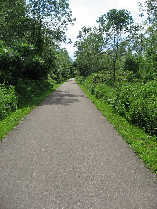 Friendship Trail between Fort Erie and Port Colborne