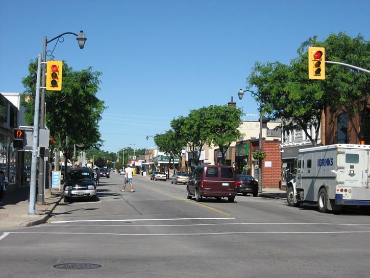Downtown Port Colborne