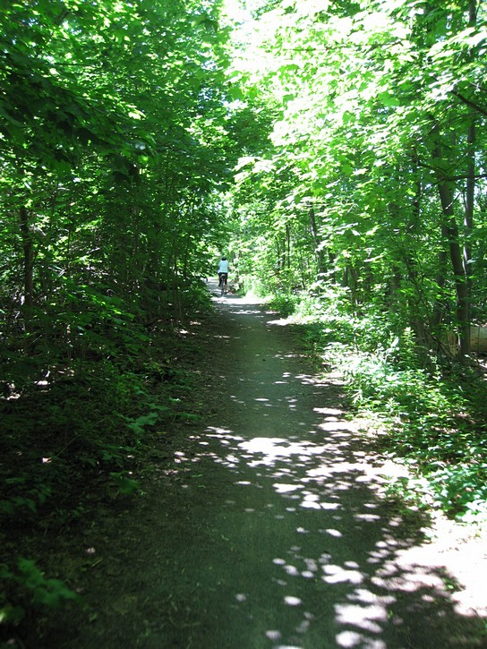 Waterfront Trail near St. Catharines