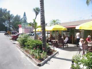 Harry's Restaurant on Longboat Key