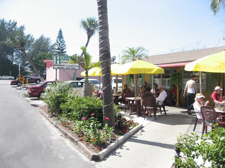 Harry's Restaurant on Longboat Key