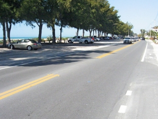beach access on Anna Maria Island