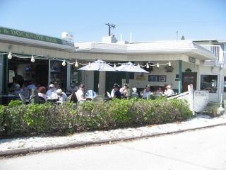 restaurant in the Historic Bridge Street district