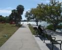 recreational path in Sarasota