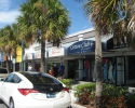 boutiques, galleries, and speciality shops around St. Armands Circle