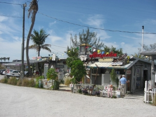Grill and Bait Shop