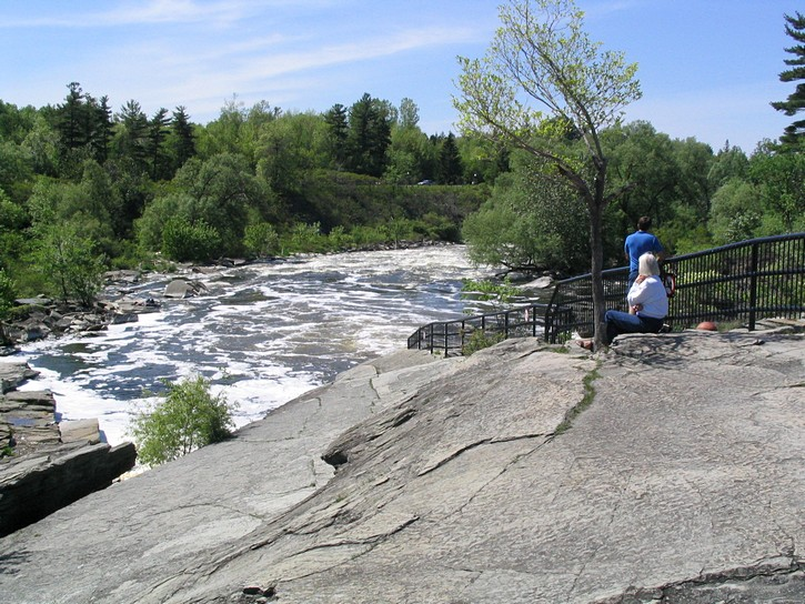 Rideau River Rapids