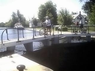 Rideau Canal gate