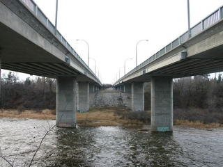 highways above the path