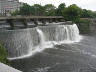 Rideau Waterfalls, Ottawa