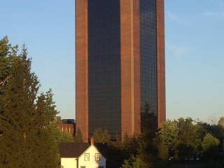 Dunton Tower in Carleton University