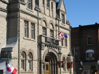 Carleton Place Town Hall Building