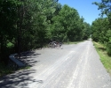 Ottawa-Carleton Trailway near Carleton Place.