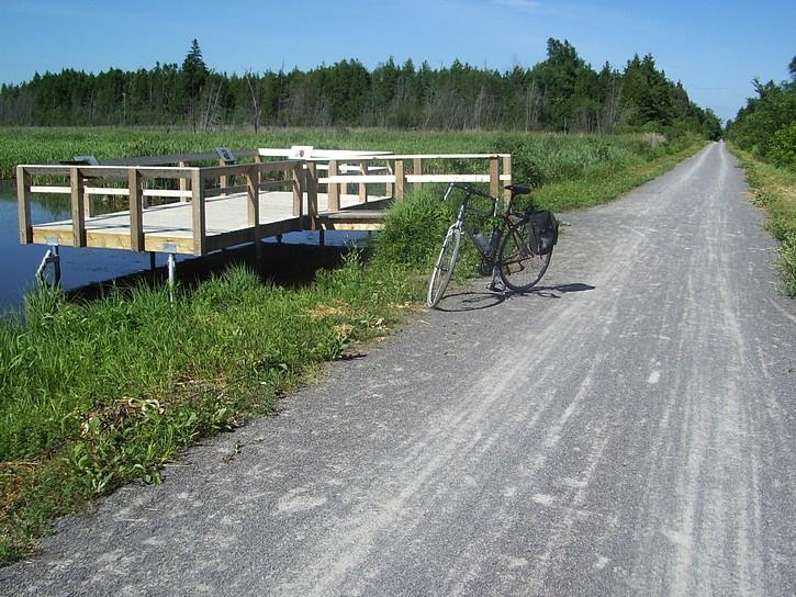 nature interpretive centre on the Ottawa-Carleton Trailwa