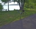 bike path to Cornwall