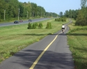 Guindon Park bike path
