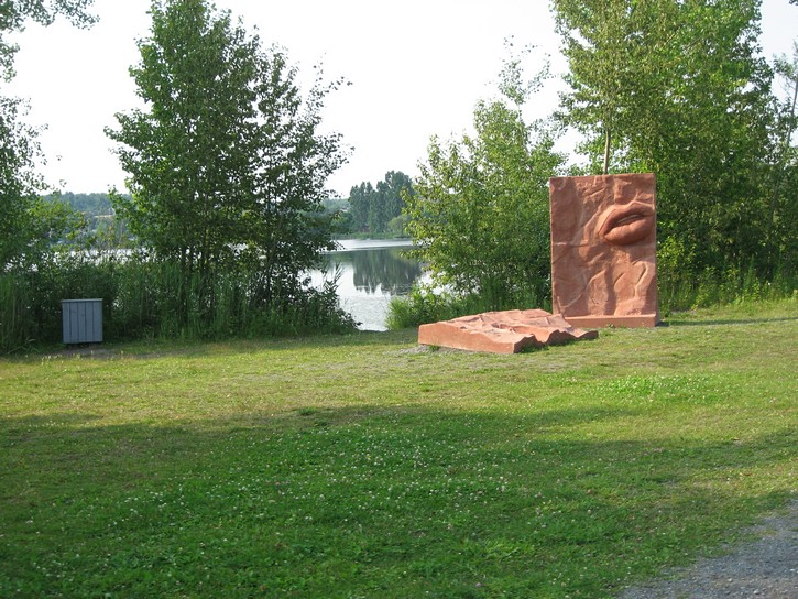 outdoor art park near Granby