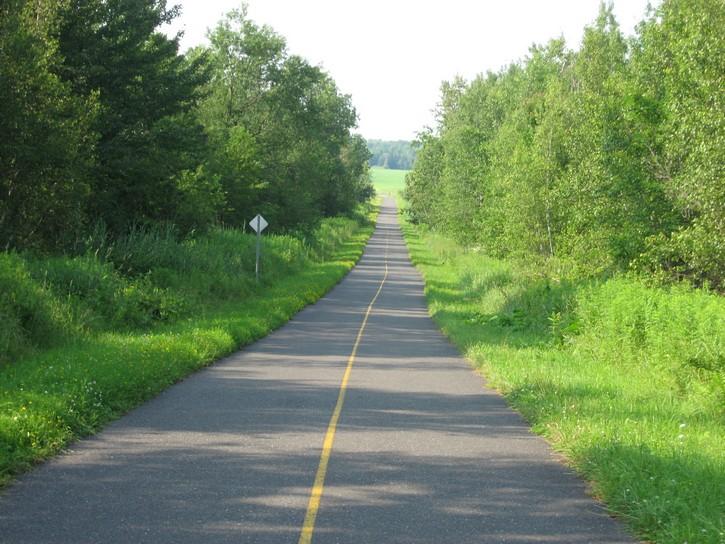 Estriade bike path