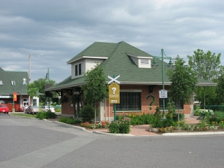 Tourist information office in Granby