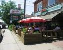 restaurants on Foster Street Waterloo