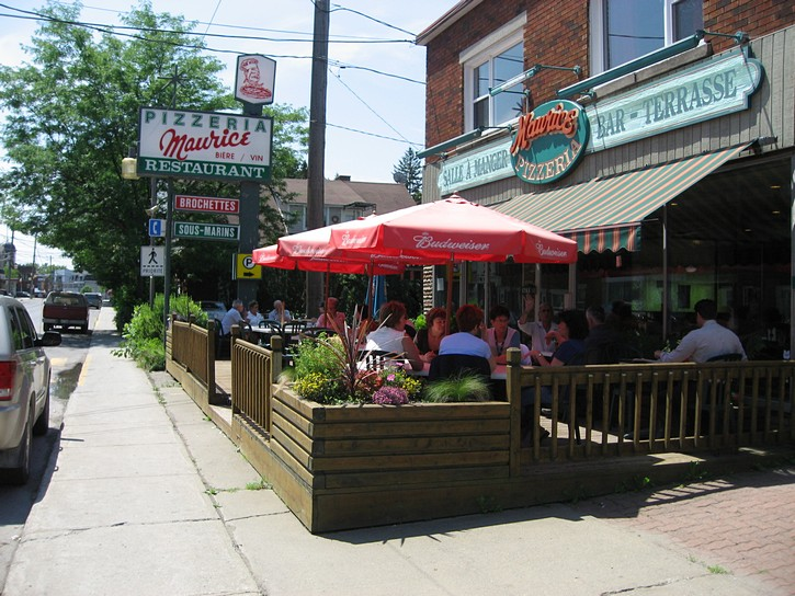 restaurants on Foster Street Waterloo