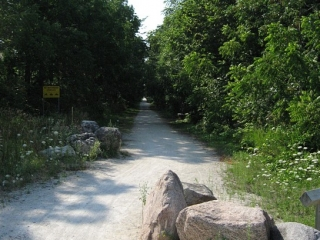 The Georgain Trail.