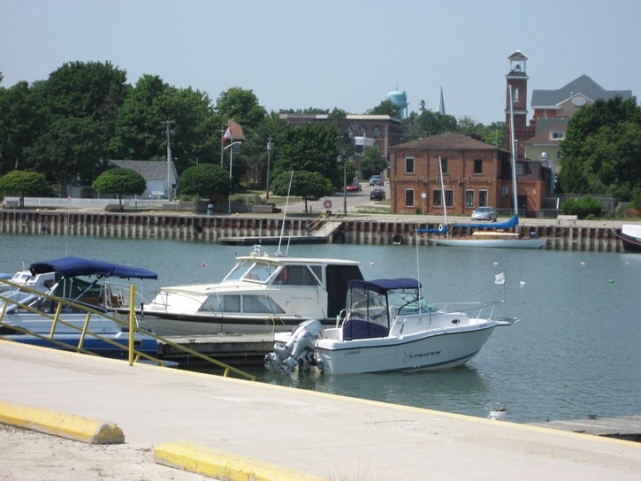 The Meaford Harbour