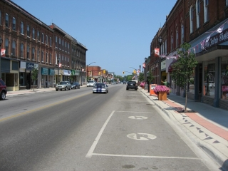 Downtown Meaford