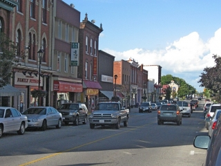 Downtown Gananoque