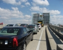 lift bridge on Stickney Point Road