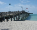 pier in  the Gulf of Mexico