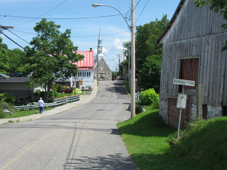 Beaumont main street