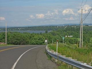 A nice scene along Highway 132