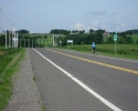 hill on Highway 132