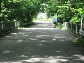 quiet side road
