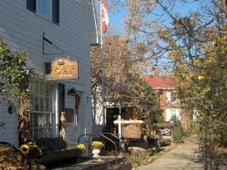 A Miller Oven and Tea Room in Manotick