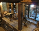 The basement of Watson's Mill