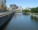 Old Port of Montreal.