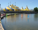Cirque du Soleil in the Old Port of Montreal