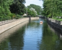old part of Lachine Canal.