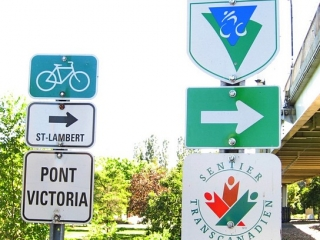 signs for cyclists