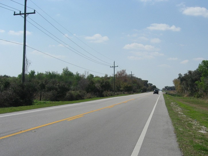 Fruitville Road east of the I-75
