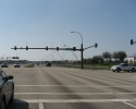 multi-lane intersections