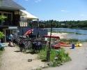Kayak Café in Labelle