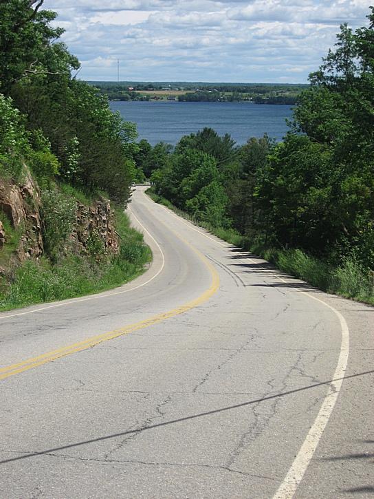 hill down to Westport